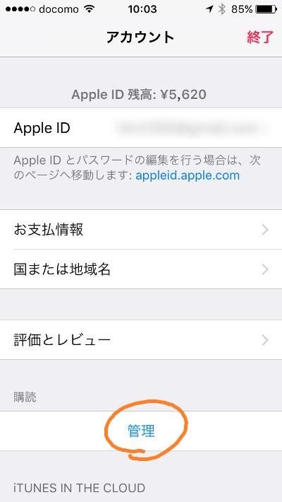 iOS Music administration