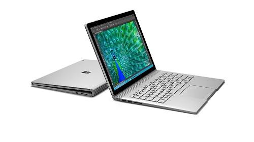 SurfaceBook hinge