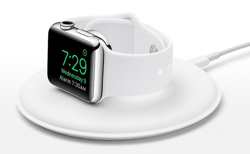 Apple Watch Magnetic Carging Dock 1