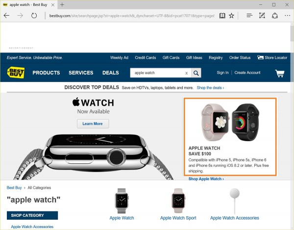 Best Buy - Apple Watch
