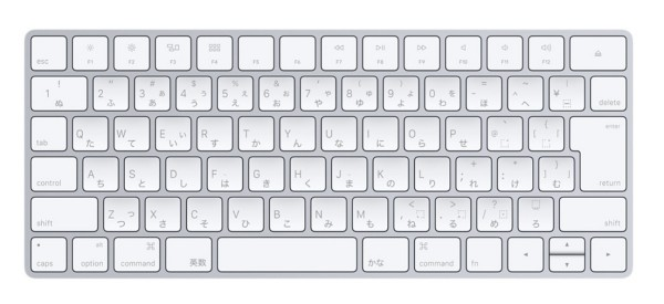 Apple Magic Keyboard JIS