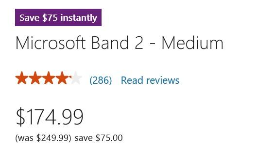 Microsoft Band 2 - 1