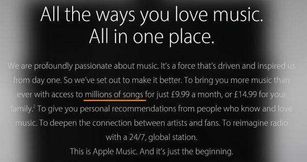 Apple Music UK