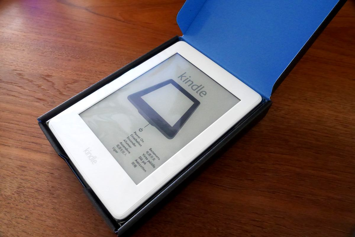 Kindle Paperwhite 5