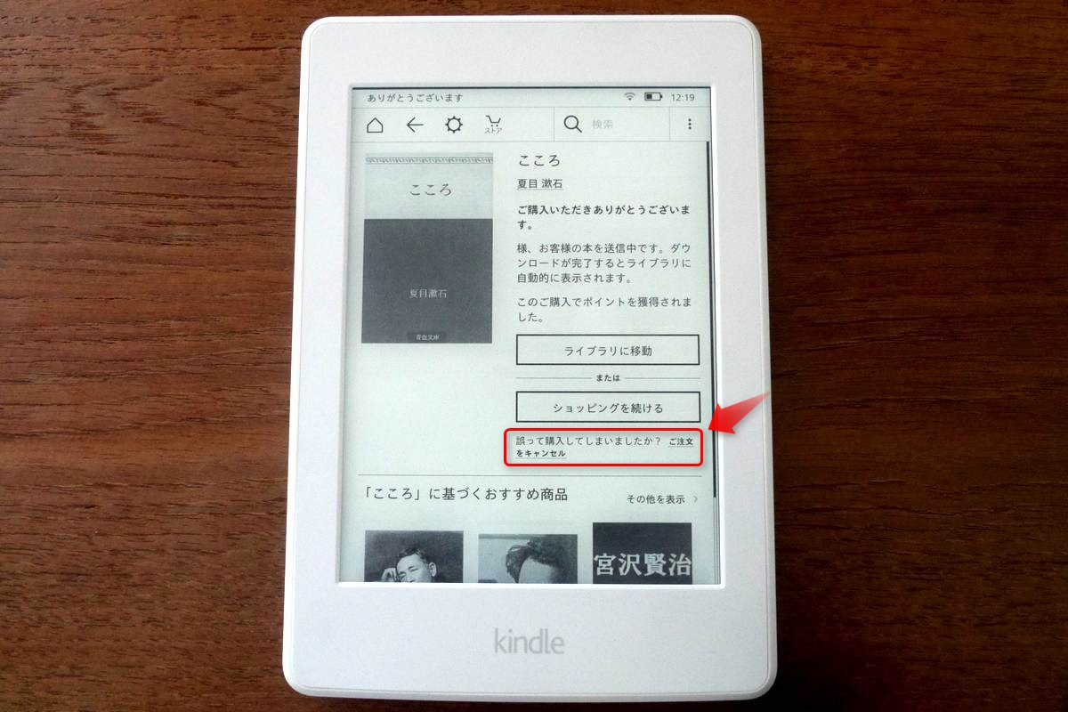 Kindle Paperwhite 87