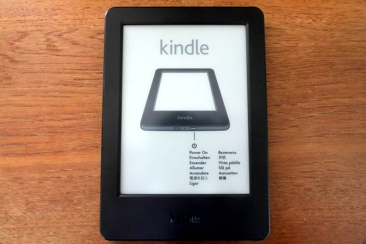 Kindle (7th gen) 5
