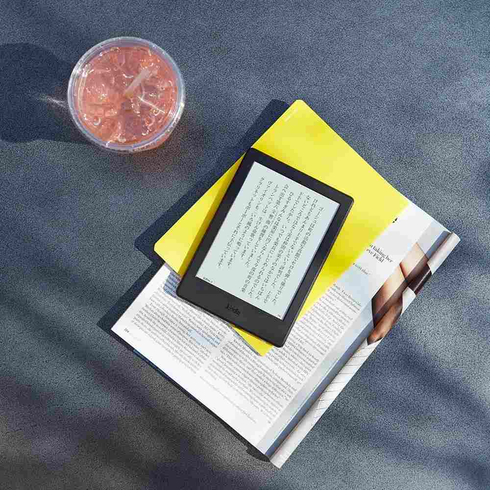 New Amazon Kindle (2016)