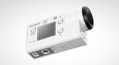 Sony FDR-X3000 tripod