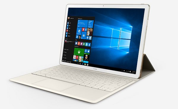 Huawei MateBook keyboard 1