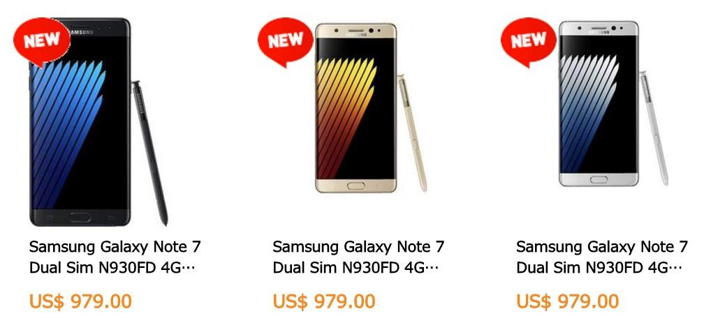 Etoren - Galaxy Note 7