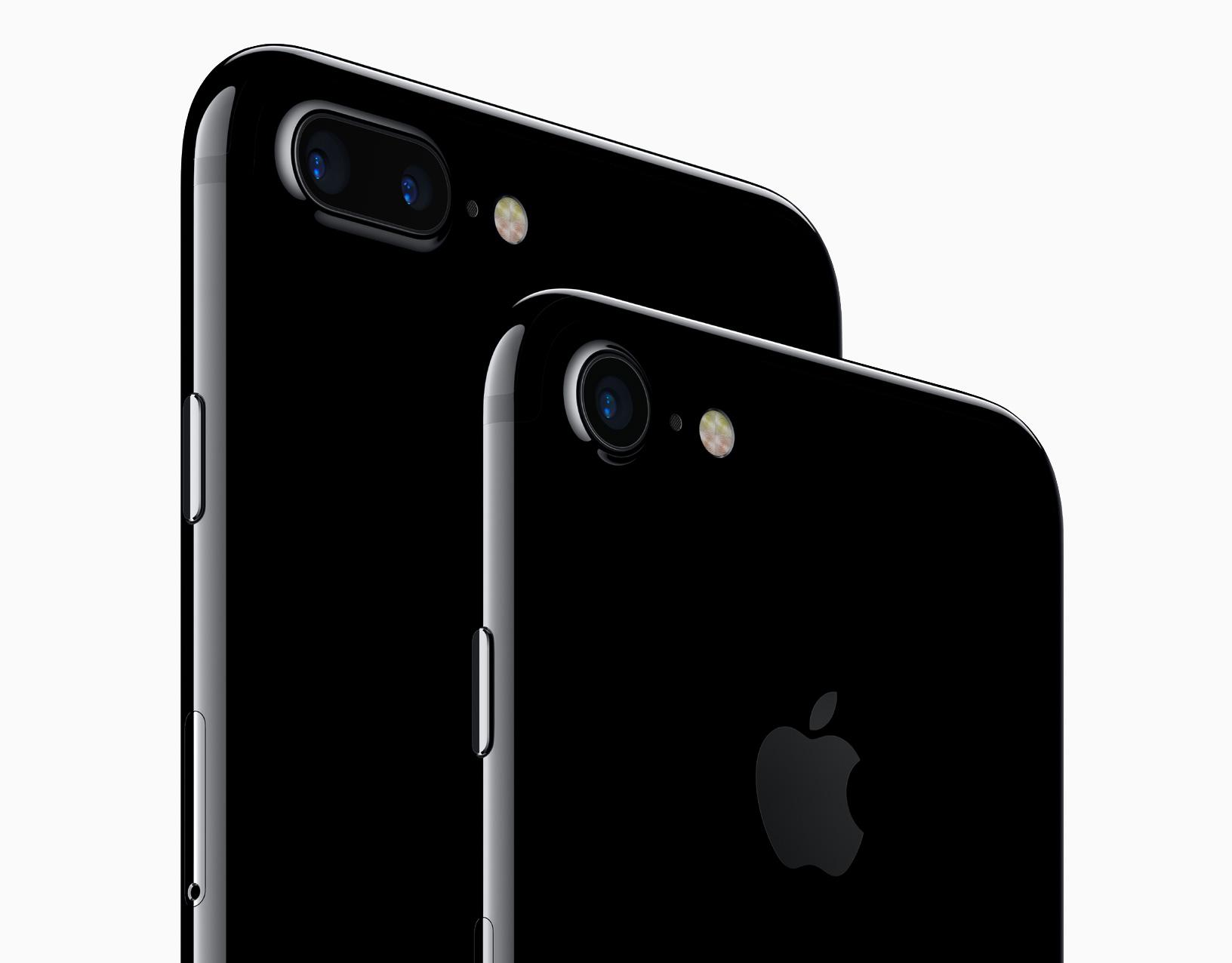 iPhone 7 - jetblack
