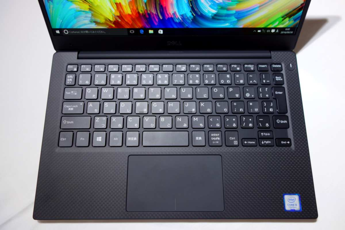 Dell XPS 13 - 8