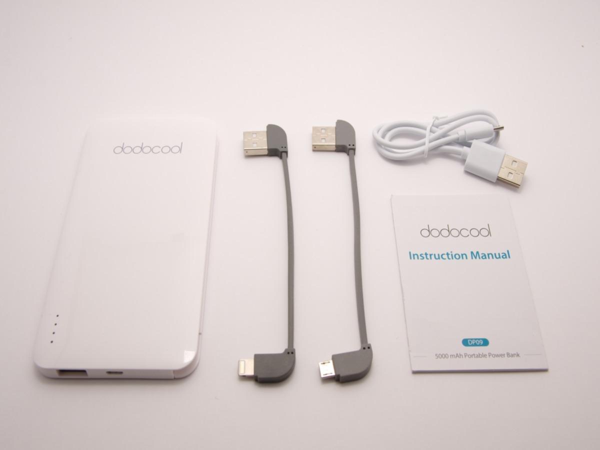 dodocool DP09 - 0