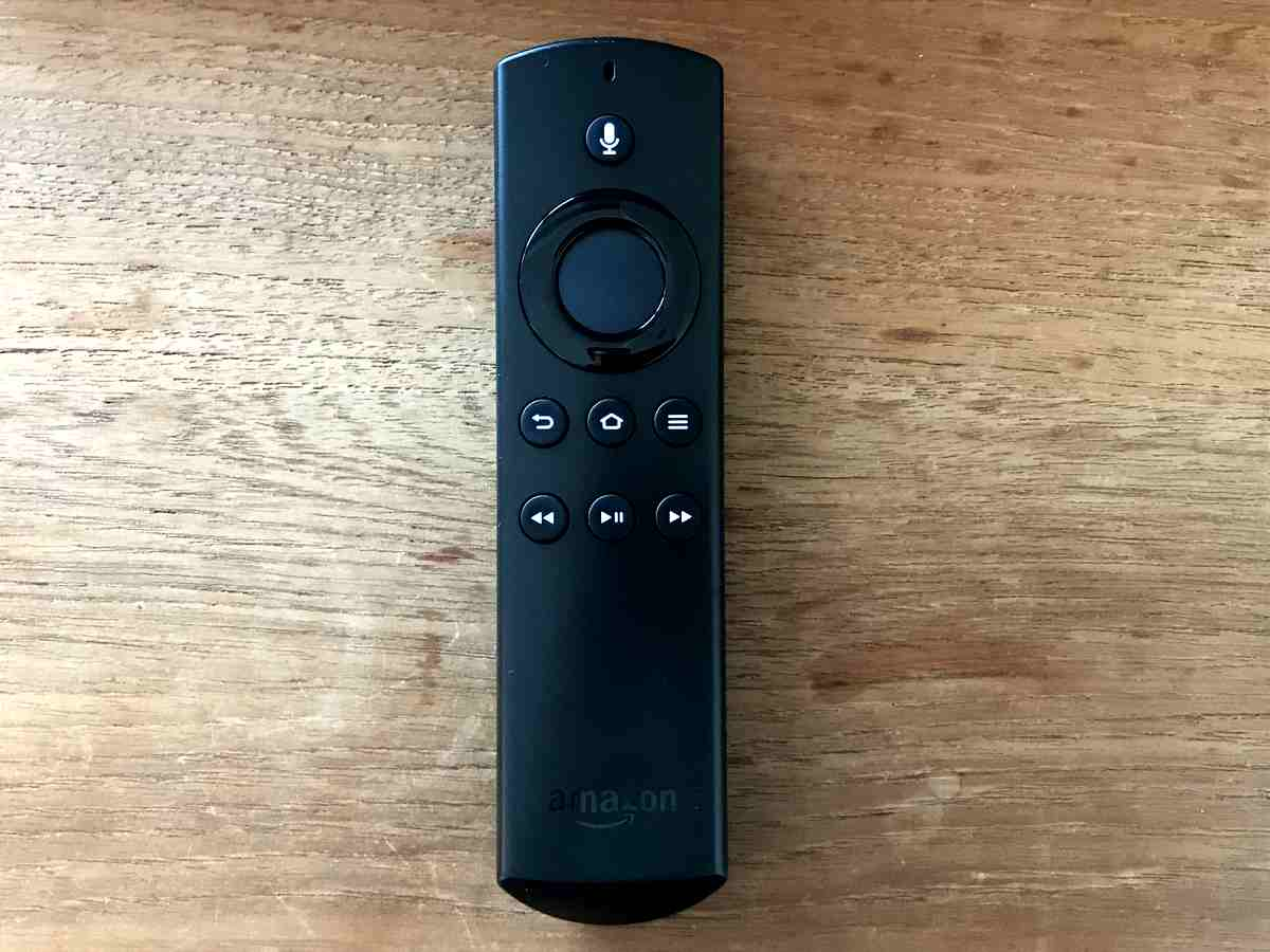 Fire TV Stick 2017 - 2