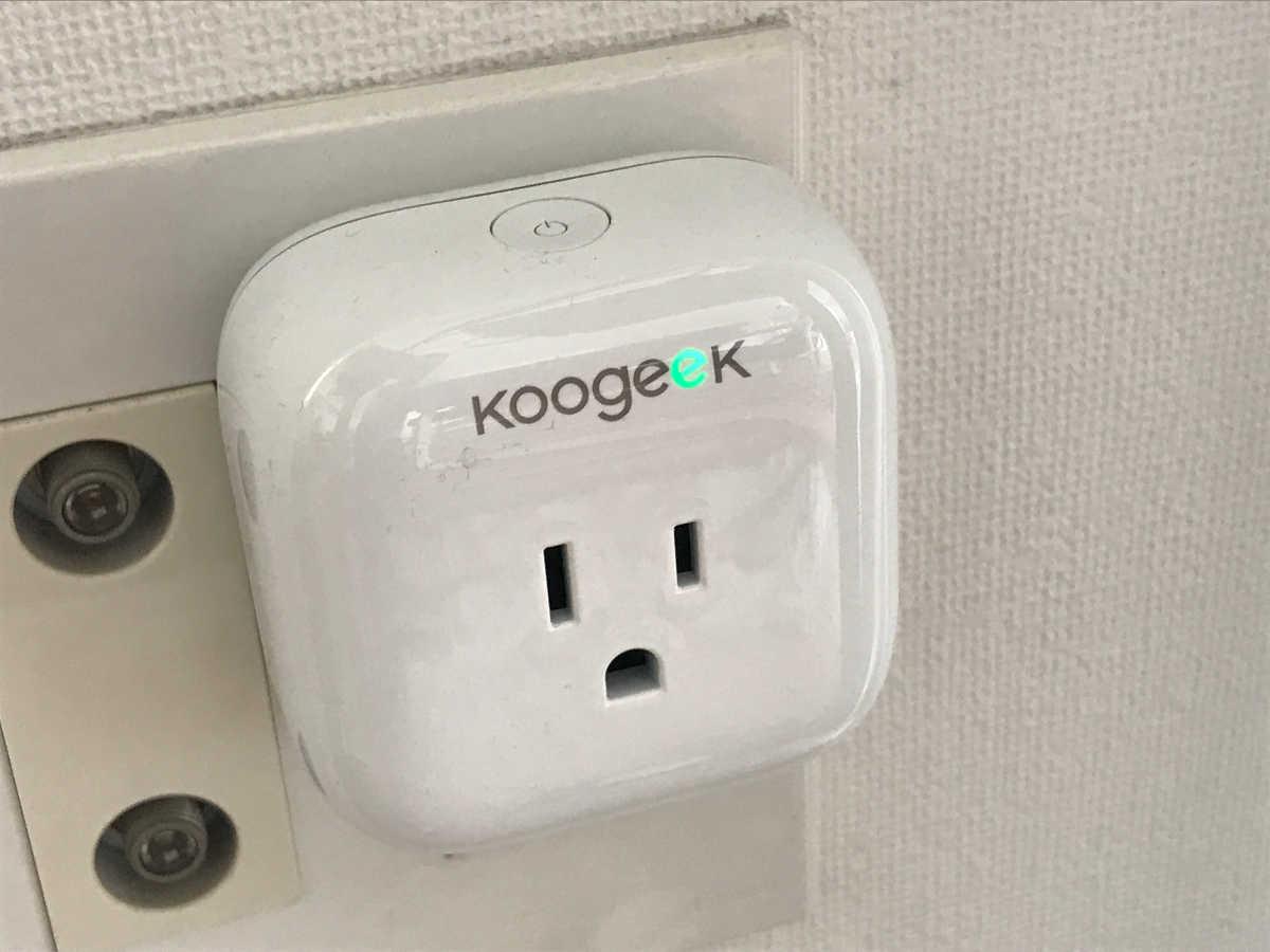 Koogeek Smart Concent - 5