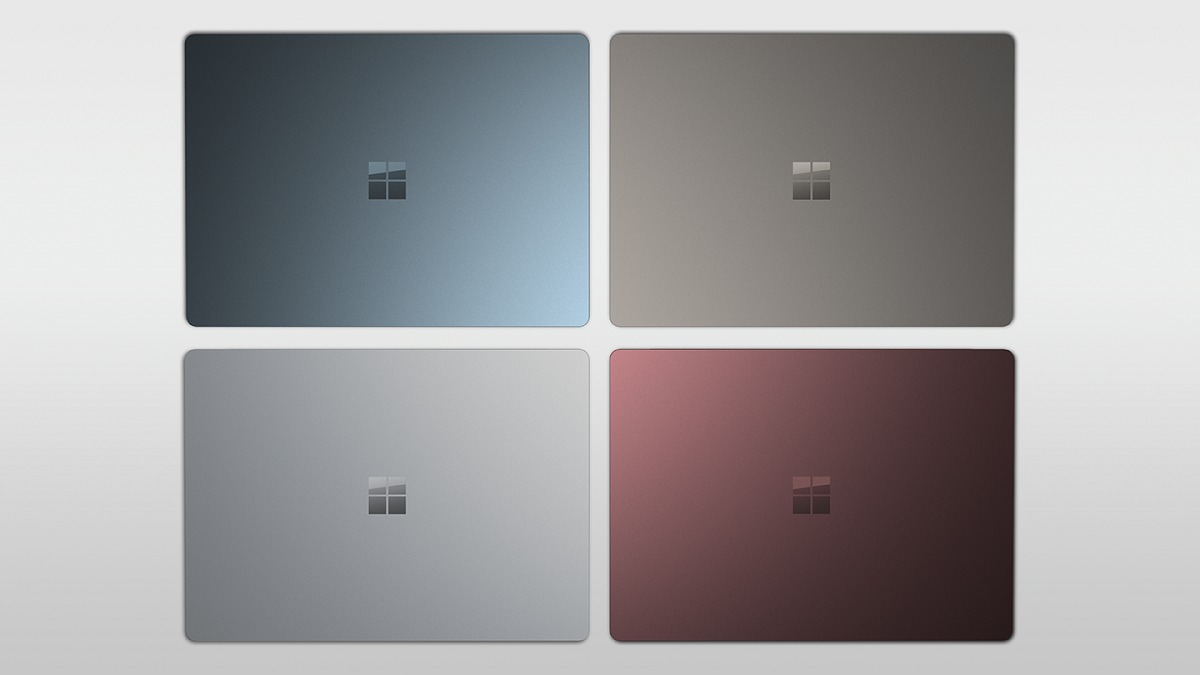 Surface Laptop - 4