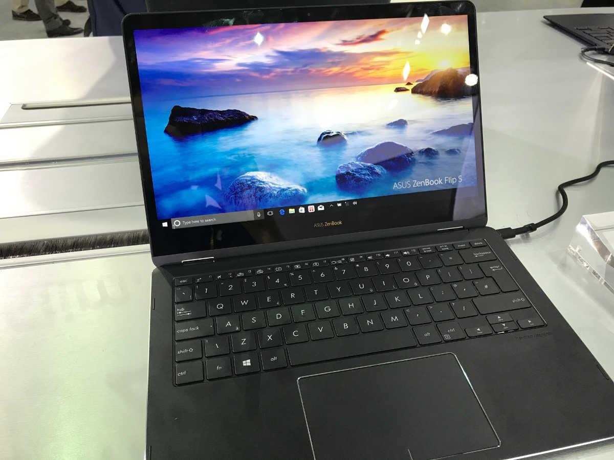 ASUS ZenBook Flip S - 1