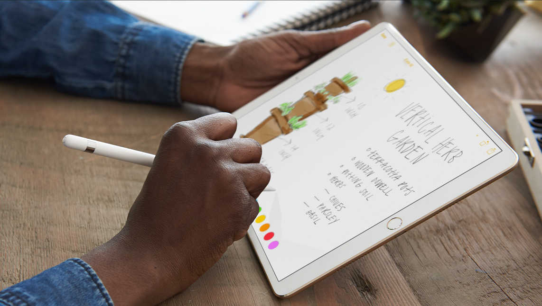 iPad Pro 2017 - 1