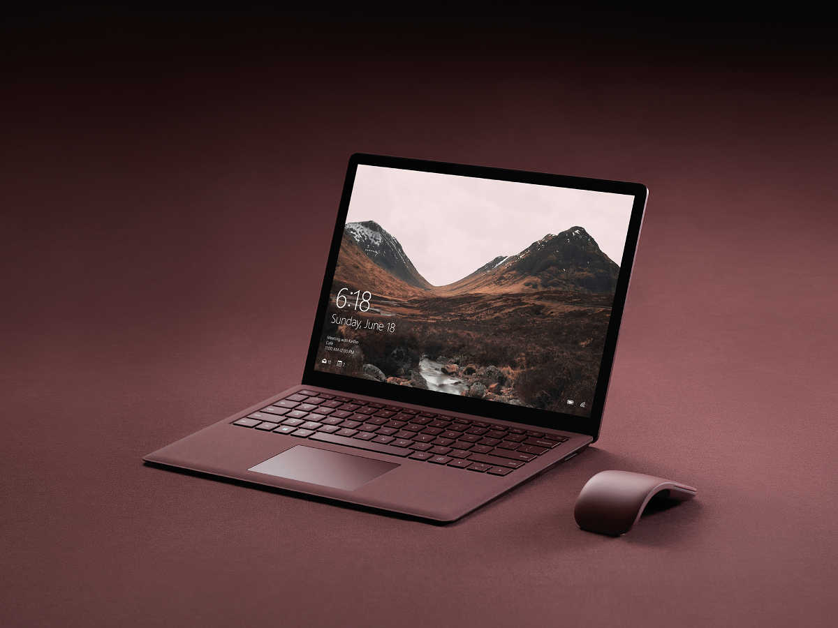 Surfacd Laptop