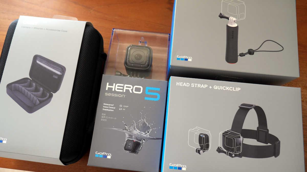 GoPro HERO 5 Session - 1