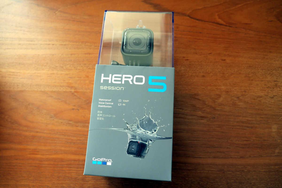 GoPro HERO 5 Session - 2