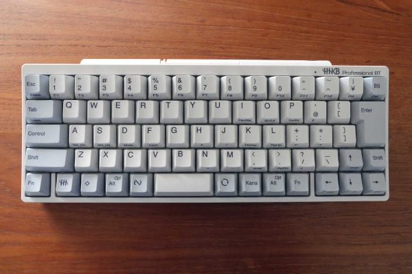PFU Happy Hacking Keyboard Professional BT - 6