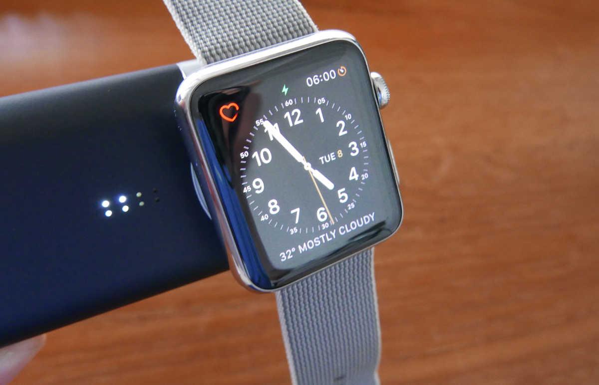 Oittm Apple Watch battery - 9