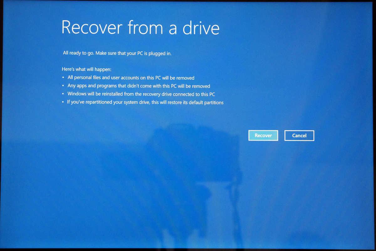 Windows 10 S recovery - 8