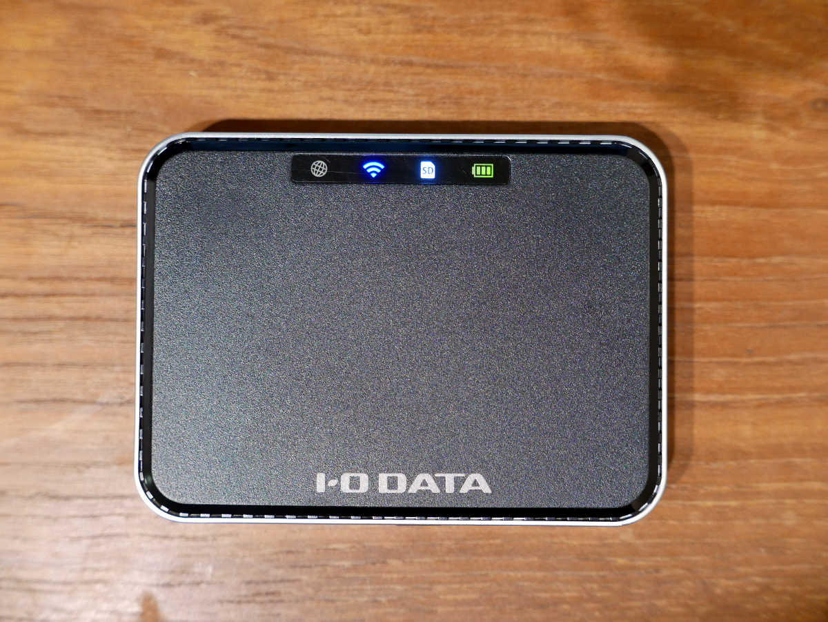 IO DATA WFS-SR01 - 5