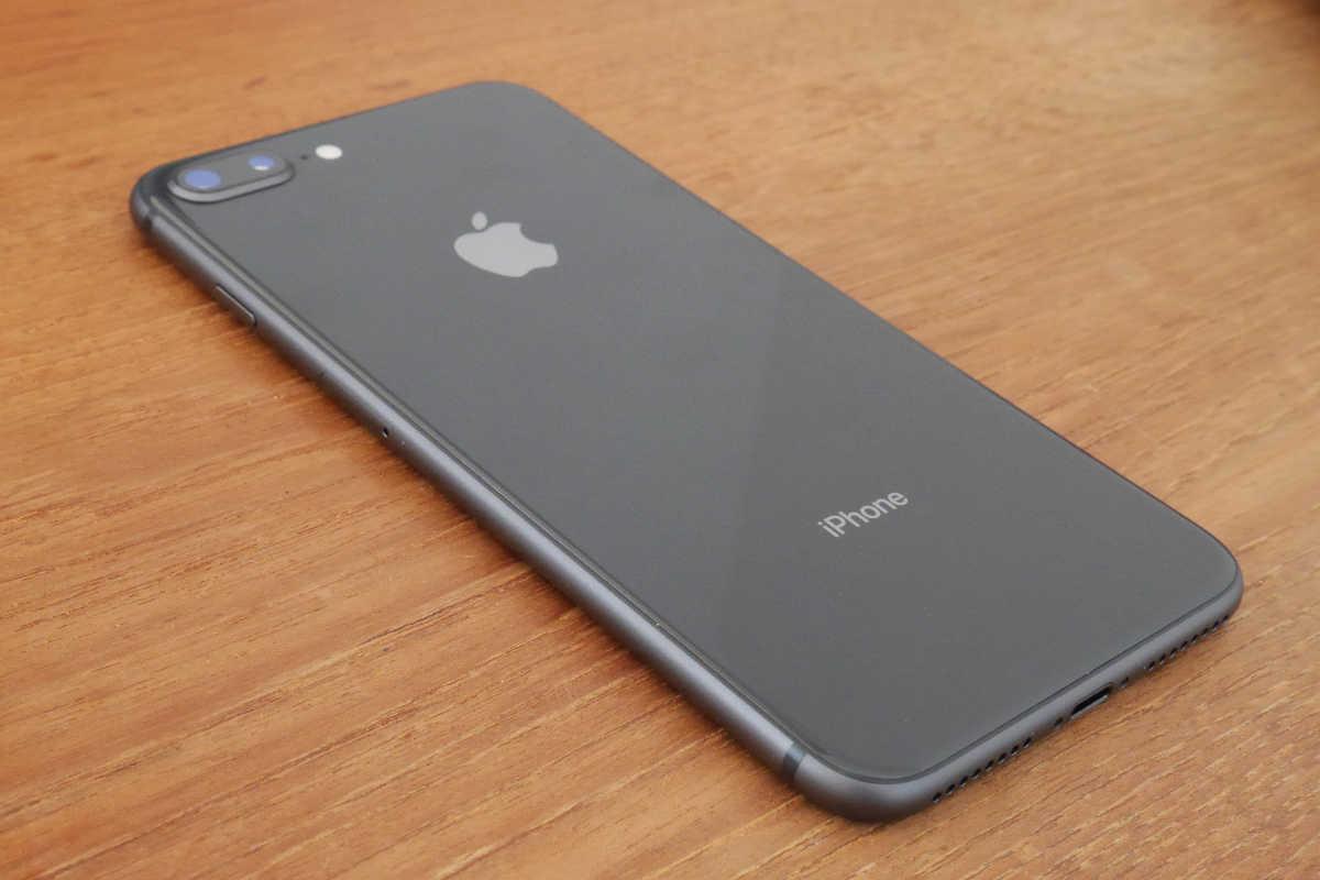 Apple iPhone 8 Plus - 1