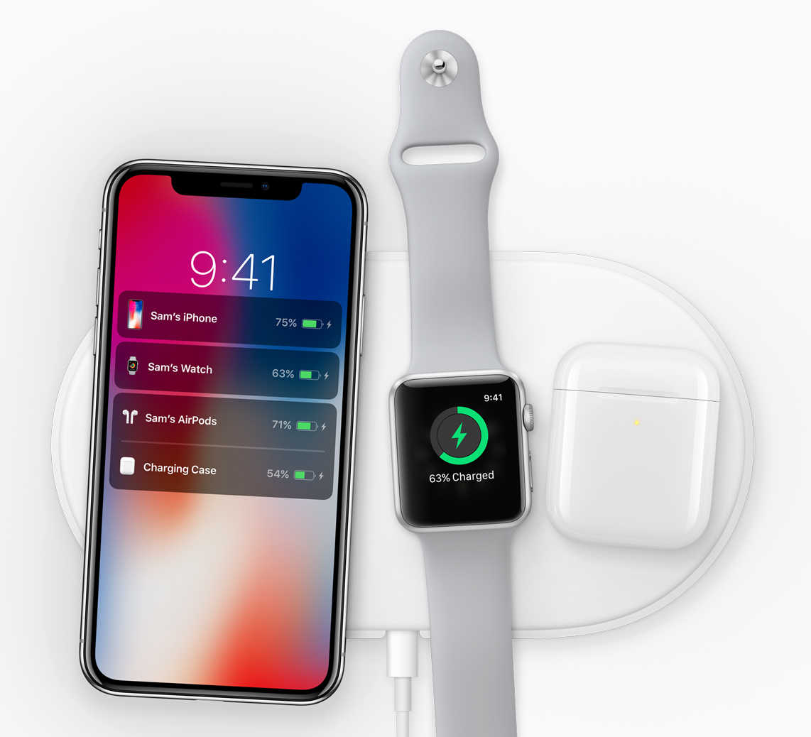 Apple iPhone X / Apple Watch Series 3 / AirPods