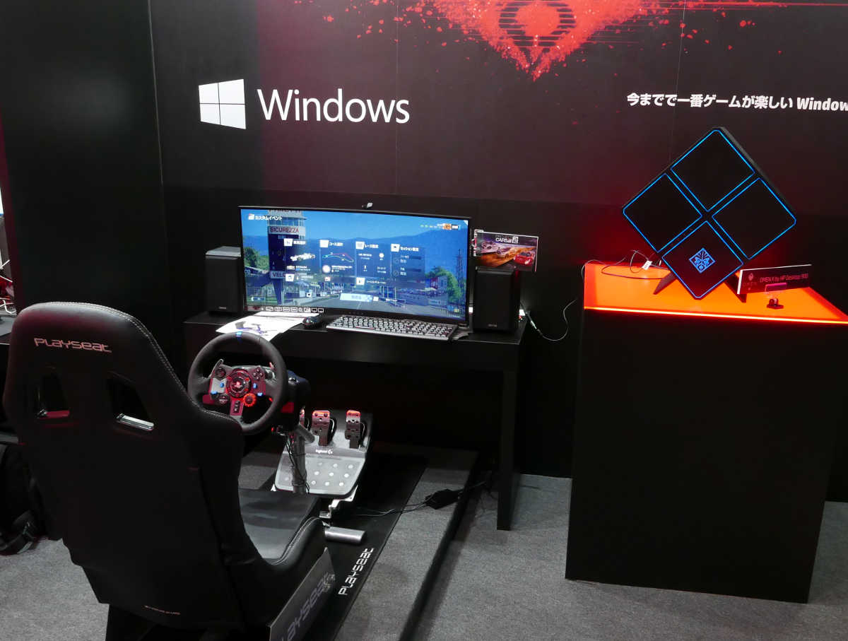 OMEN by HP in TGS2017 - 6