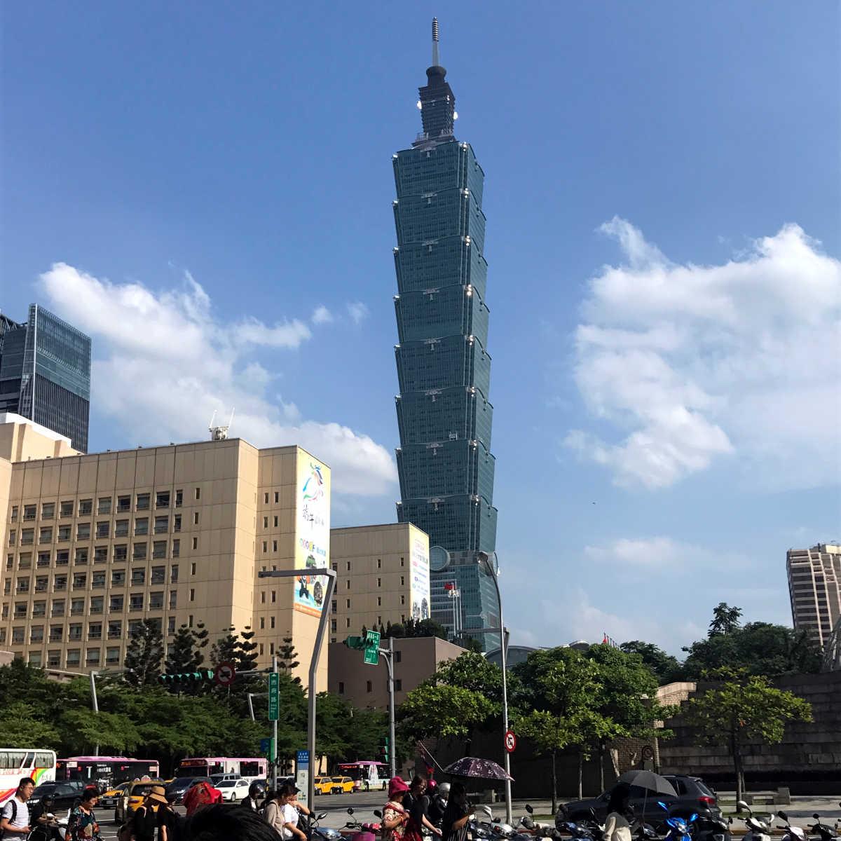 Taipei 101 - 1