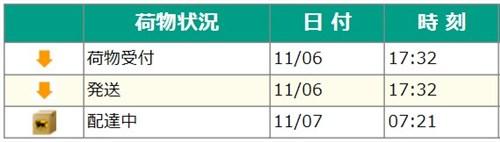 iPhone X shipment - 5