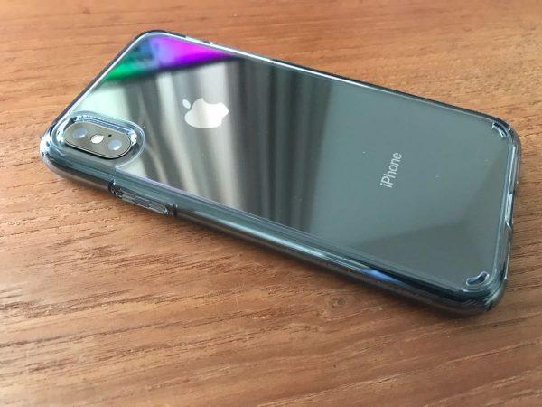Spigen iPhone X hybrid case - 1