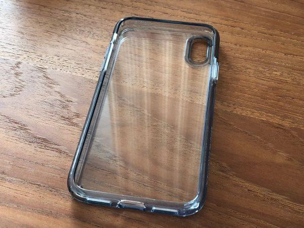 Spigen iPhone X hybrid case - 3