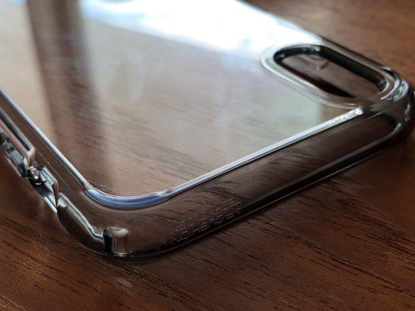 Spigen iPhone X hybrid case - 9