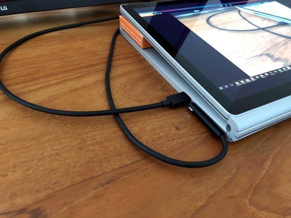 Surface Book 2と外部ディスプレイ - 3