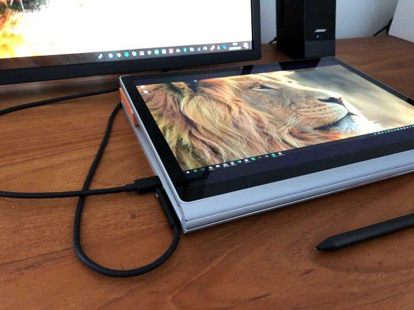 Surface Book 2と外部ディスプレイ - 4