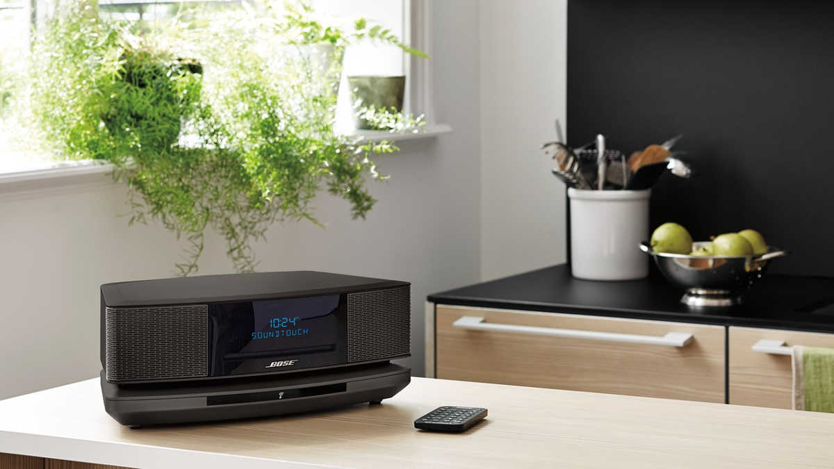 BOSE Wave SoundTouch music system IV - 0