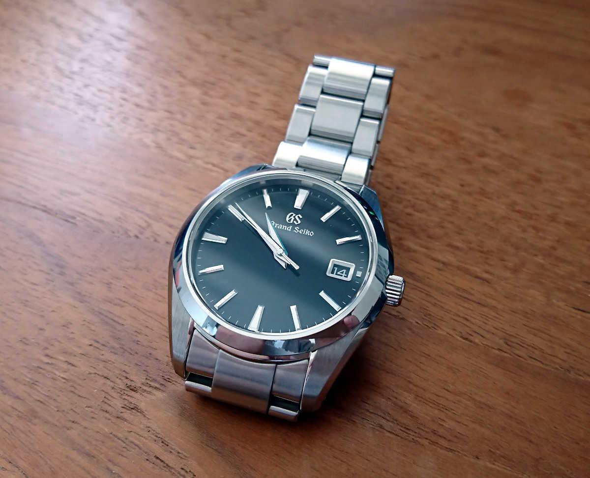 hot sales b56bb 0ab4e Apple Watchをやめてグランドセイコーを買った話 | kiritsume.com