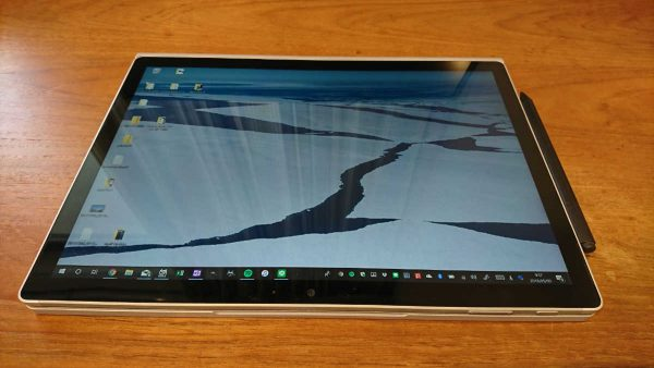 Surface Book 2 thermal throttling - 1