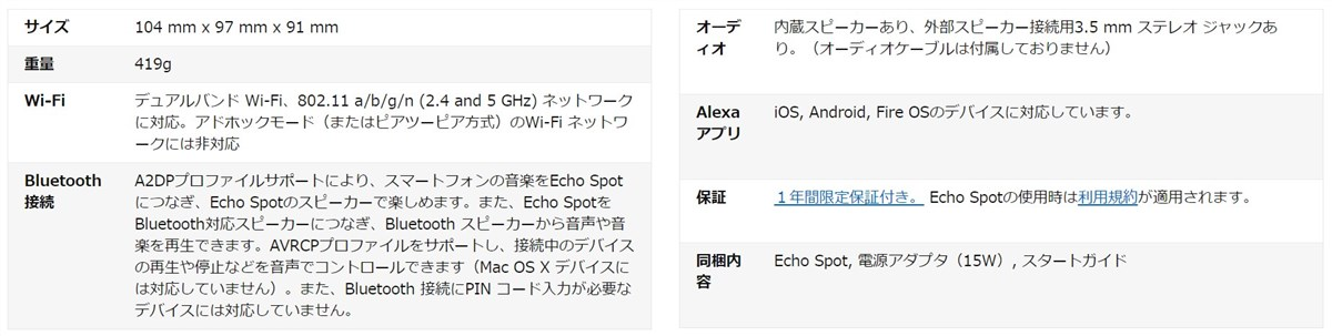Amazon Echo Spot - 2