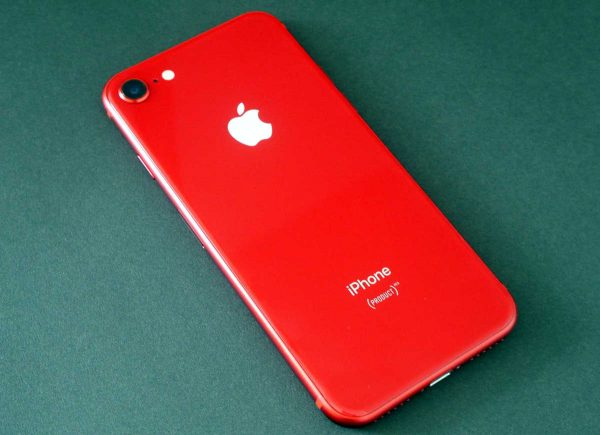 iPhone 8 (PRODUCT)RED - 2