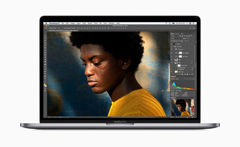 MacBook Pro 2018 - 1