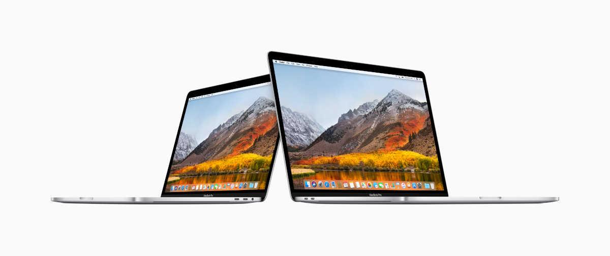 MacBook Pro 2018 - 2