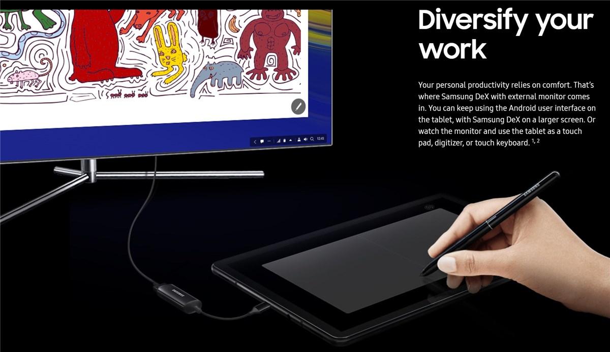 Samsung Galaxy Tab S4 - 5