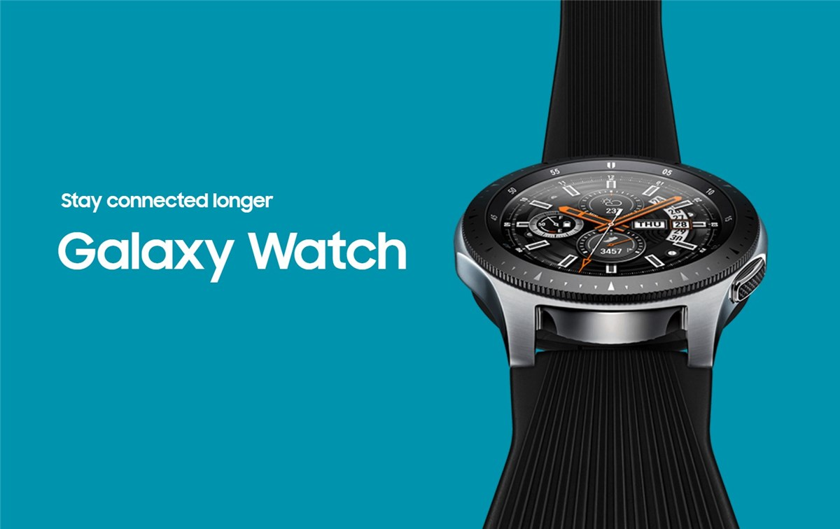 Samsung Galaxy Watch - 1