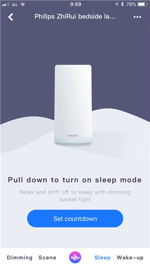 Xiaomi PHILIPS bedside lamp - 22