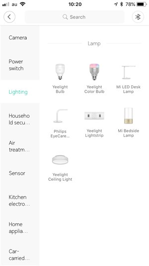 Xiaomi PHILIPS bedside lamp - 8